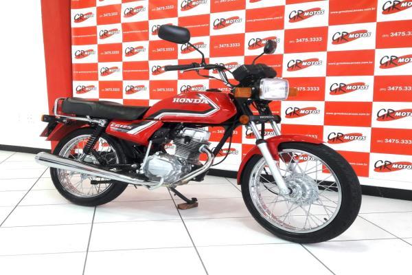 CG 160 FAN 2020